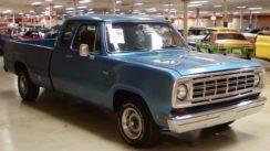 1974 Dodge D100 5.7 Hemi Custom Pickup Quick Look
