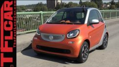 2016 Smart Fortwo: Everything You Ever Wanted to Know