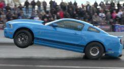 2000 Horsepower Turbo Shelby GT500 Mustang
