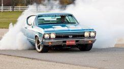 Best Muscle Car Burnouts