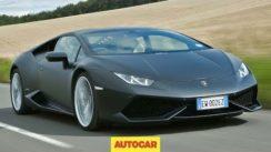 Lamborghini Huracan: the Raging Bull