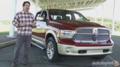 2015 RAM 1500 Laramie Longhorn EcoDiesel Test Drive