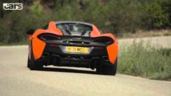 McLaren 570S on Road and Track