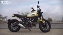 Ducati Scrambler Road Test