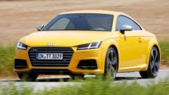 Audi TT S Review: Genuine Sports Car or Competent Coupe?