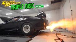 TRC Supra Dyno & Triple Disc Installation