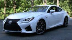 2015 Lexus RC F In Depth Review