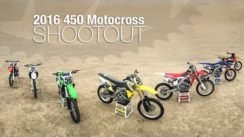 2016 450 Motocross Shootout