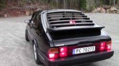 Saab 900 Turbo Exhaust Notes
