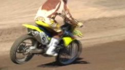 2009 Suzuki RM-Z 450 Motocross Dirt Bike Comparison