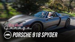 Porsche 918 Spyder Supercar Overview