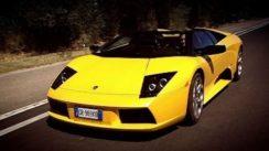 Lamborghini Murcielago Roadster – Pamplona Bull Run