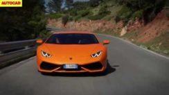 Lamborghini Huracan Tested