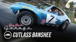 James Garner's '72 Olds Cutlass Banshee