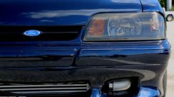 Awesome 1988 Ford Mustang Saleen