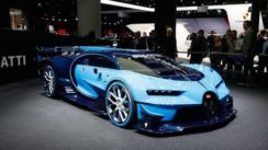Frankfurt IAA Motor Show – Bugatti, Bentley, Nissan Gripz and More