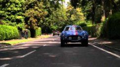 Amazing Ferrari 250 GT Tour De France