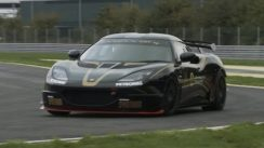 Hardcore Lotus GT4 Tested to the Limit on Track
