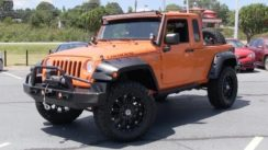 2012 Jeep Wrangler Unlimited JK-8 In Depth Review