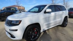 2014 Jeep Grand Cherokee SRT In Depth Review